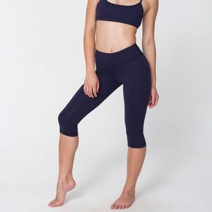 American Apparel Knee Length Fitness Pant 🏃🏼‍♀️
